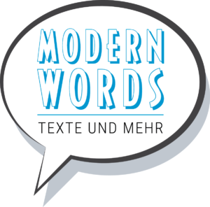 Modern Words - Ihre Agentur für Texte, PR & Marketing